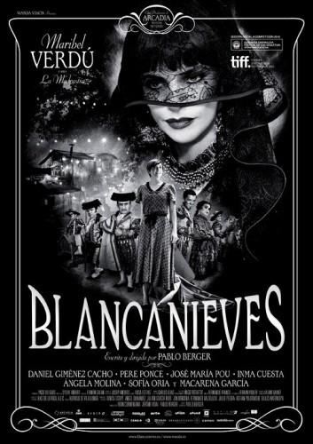 cinémé,espagne,andalousie,noir et blanc,muet,pablo berger,séville